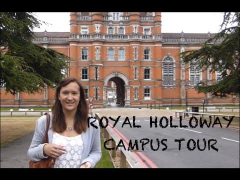 Royal Holloway Campus Tour