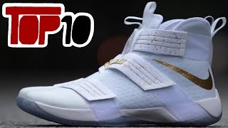 Top 10 Nike Basketball Shoes Of 2016