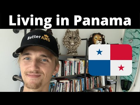 Expat living in Panama City review! Pros & cons, cost of living, why I moved here, tax laws.