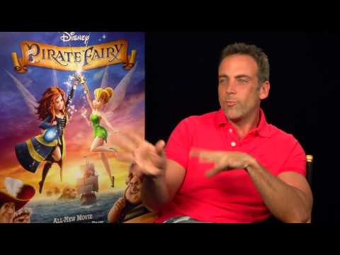 2014 Carlos Ponce Pirate Fairy Tinker Bell Interview