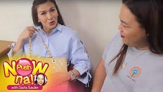 Push Now Na: Zsa Zsa Padilla Bag Raid