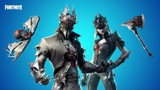 *NEW* Spider Knight & Arachne Skins in Fortnite Battle Royal | *FUNNY* Epic Moments