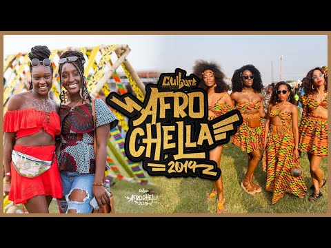 AFROCHELLA 2019 | The Authentically Made In Ghana Clothes Sold In Chicago Entrepreneur's Story |