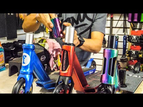 Learn Scooter Compression I Broadway Pro Scooters