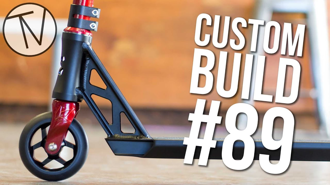 Custom Build #89 │ The Vault Pro Scooters - YouTube