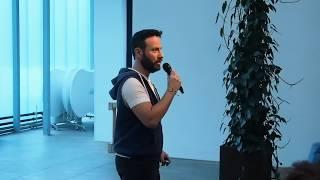 Pavel Moric - Umění růst a rozvíjet se @ Impact Hub Brno, 5. 4. 2017