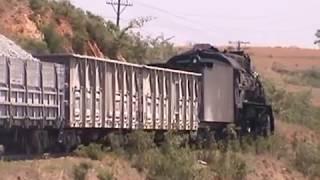 China - Turntable & Mainline Running - Huludao Limestone Railway 2004 (Part 1)