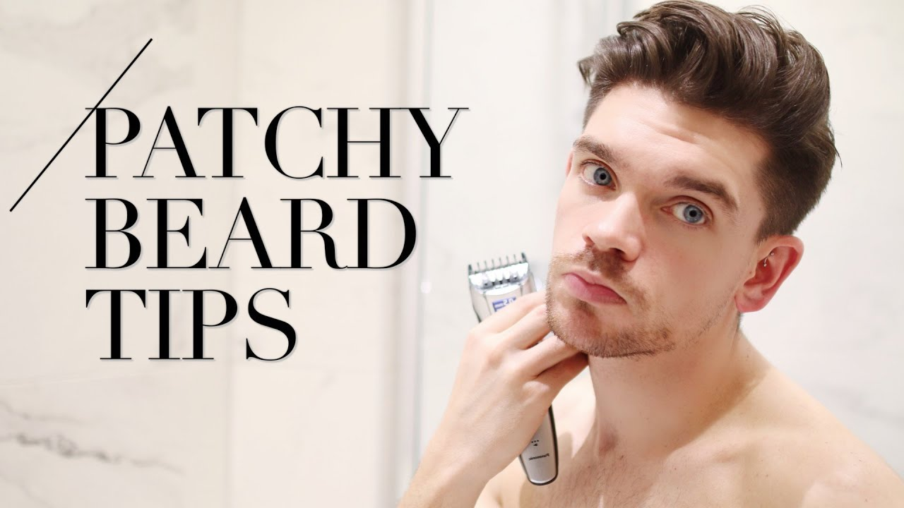 And Will My Beard Darken Up The Patchy Spots Fill Out