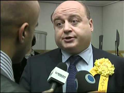 Elwyn Watkins talks to Ummah Channel
