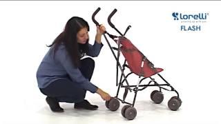 Бебешка количка   Lorelli   Baby Stroller   FLASH   цена от 4BABY BG(WWW.4BABY.BG - Тук може да откриете нашите детски играчки стоки за бебето както и игри сортирани по категории...., 2015-03-07T16:40:41.000Z)