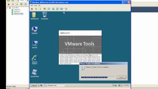 How to install VMware Tools in a Windows virtual machine
