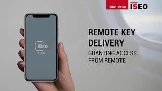 Argo App by ISEO - Access management system - Remote Key Delivery - ENG