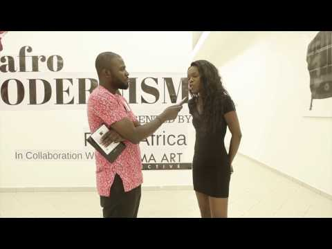 Afro Modernism a Contemporary African Art Exhibition
