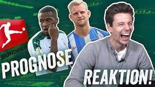 REAKTION: Prognose September - Bundesliga, Champions League, Nations League