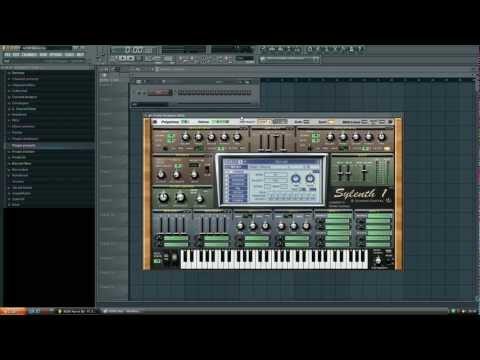 Sylenth1 : Synthesizer Tutorial #02 - ADSR Kurve [Deutsch]
