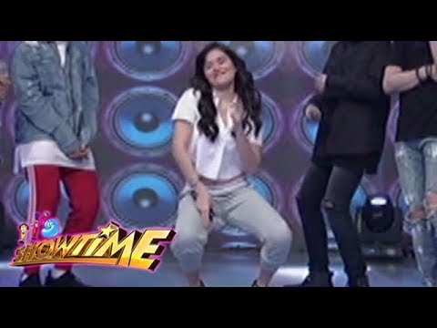 "It's Showtime: Bela Padilla and her ""Taga-Saan Ka"" Challenge"