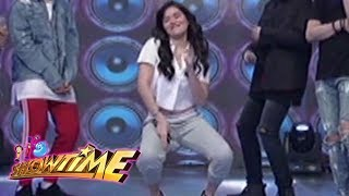 It's Showtime: Bela Padilla and her