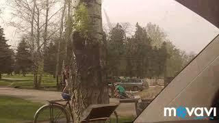 Красногоровка востановление,Курахово строительство,27 апреля 2019 г.