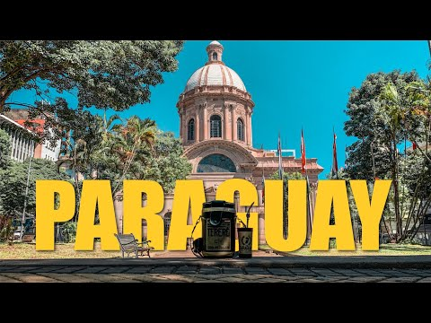Bienvenidos a PARAGUAY la Tierra Guaraní | Gajes Del YouTuber