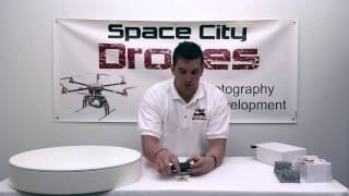 Nano Drone Cheer X1 Demonstration and Instruction - Space City Drones