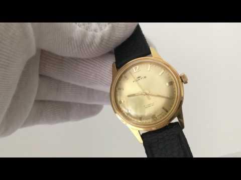 15d7bfa3784 Vinage Watch - Fortis - 17 Jewels Incabloc