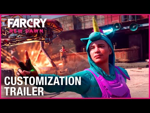 Far Cry New Dawn: Customization Trailer | Ubisoft [NA] thumbnail