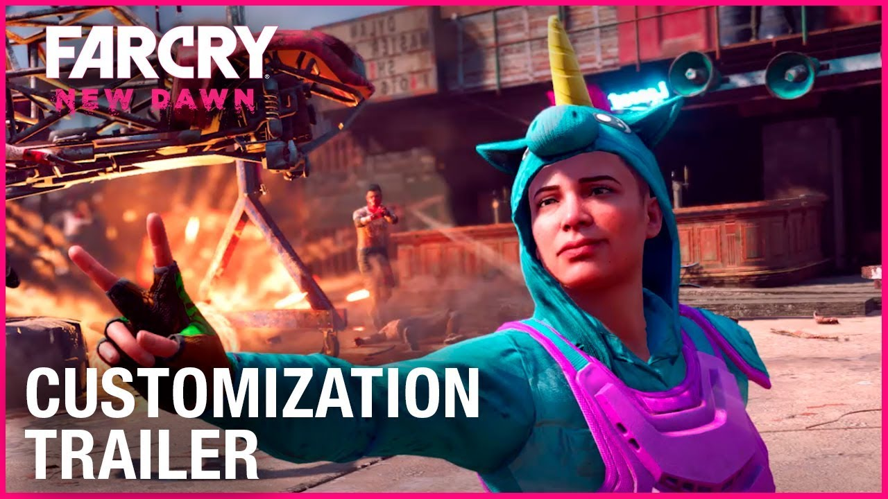 Download The Far Cry New Dawn Fankit