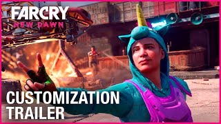 Far Cry New Dawn: Customization Trailer | Ubisoft [NA]