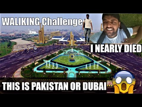 Wallking Challenge   Nearly Died   This Is Pakistan?   Royal Orchard Multan