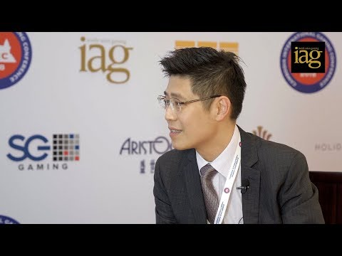 Macau's Lawrence Fong discusses responsible gaming