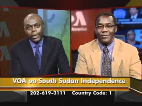 John Tanza discusses South Sudan