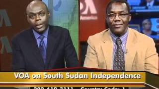 John Tanza discusses South Sudan