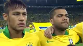 السلام الوطنى البرازيلى يهز معلب الماركانا .. نهائى كأس العالم للقارات