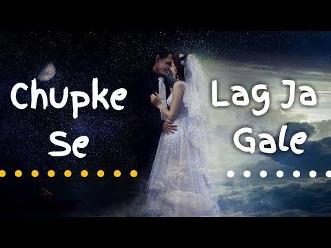 Chupke se lag ja gale whatsapp status || New whatsapp status