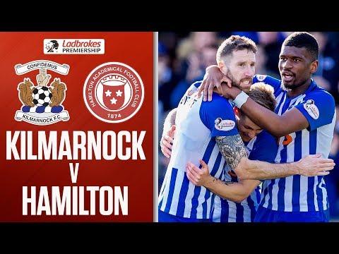 Kilmarnock 5-0 Hamilton | Clarke's Side Thrash Accies | Ladbrokes Premiership