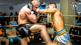 International Newcomer Brawl At Siamstore Fight-Jam No. 3