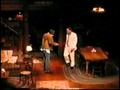 The Foreigner-the play-THREE