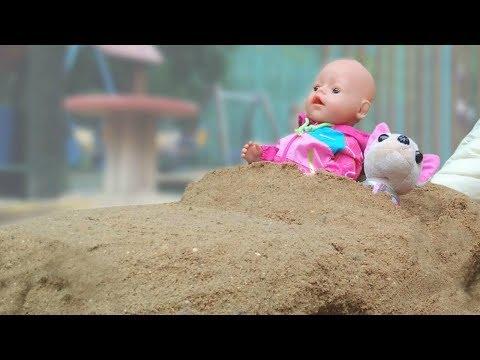 Parco giochi per bambini- Come Mamma- La macchina di sabbia