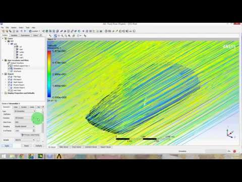ANSYS FLUENT ANALYSIS IN ANSYS WORKBENCH CAR ANALYSIS