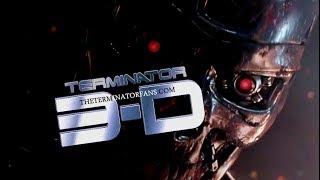 TERMINATOR 6 UPDATE: TERMINATOR 6 Will Be 3D