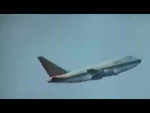 South African Airways - Boeing 747SP - Old Colours