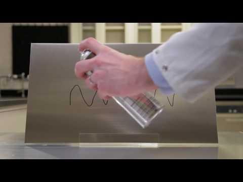 Keystone Satin Shine Stainless Steel Cleaner & Polish Demo Video