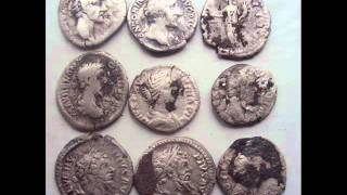 видео: Римские монеты 4 Roman coins 4