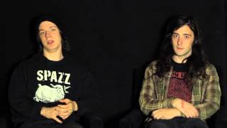 FULL OF HELL // INTERVIEW - 2014 // ICELAND