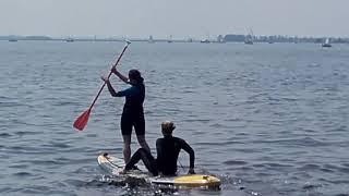 Camping filmpje Lan en mar in Heeg Friesland