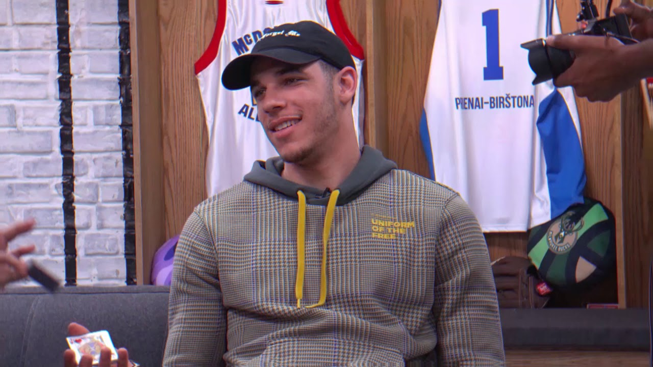 House of Highlights - Lonzo Ball - Mentalist 60