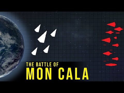 How the Reborn Emperor Devestated Mon Cala | Star Wars Battle Breakdown