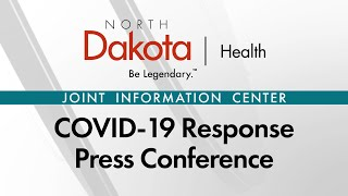 The north dakota department of health (nddoh) and governor doug burgum hosted a news conference tuesday, march 3rd, 2020 to provide an update on dakota...