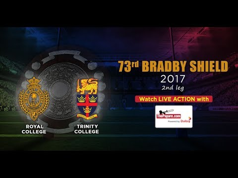 Royal College v Trinity College – 73rd Bradby Shield – 2nd leg