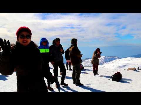 Mount Hermon - Israel || Ski Resort || Snow - Tour 2019